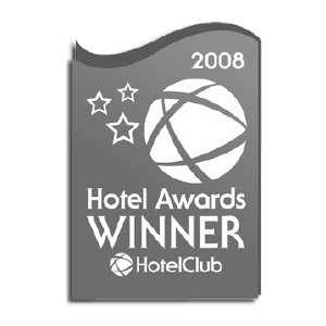 Hotel Awards Winner 2008 - HotelClub